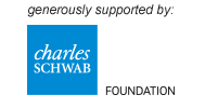 Generously supported by Charles Schwab Foundation